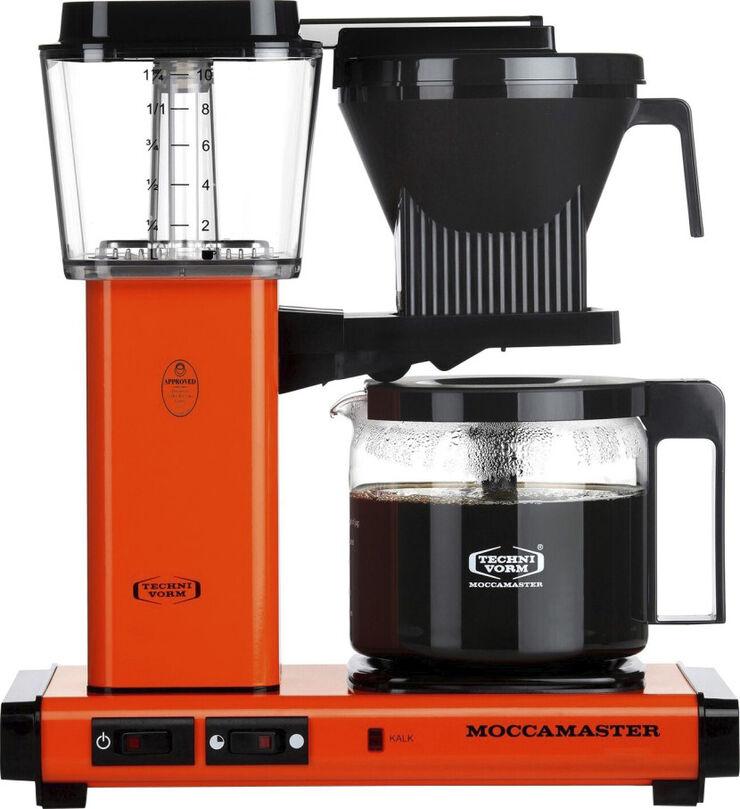 Kaffemaskine Orange