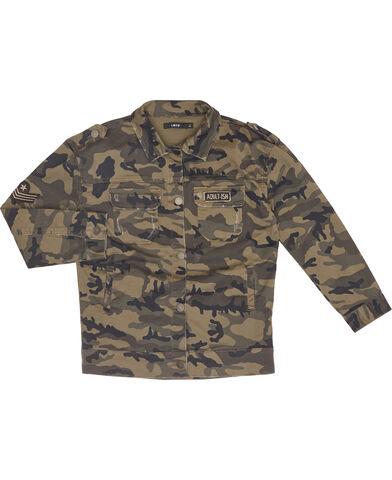 Nitalsine oversize jakke
