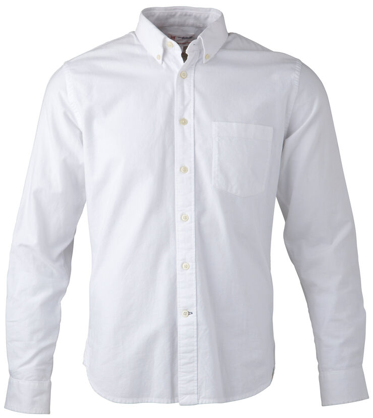 Button down oxford skjorte