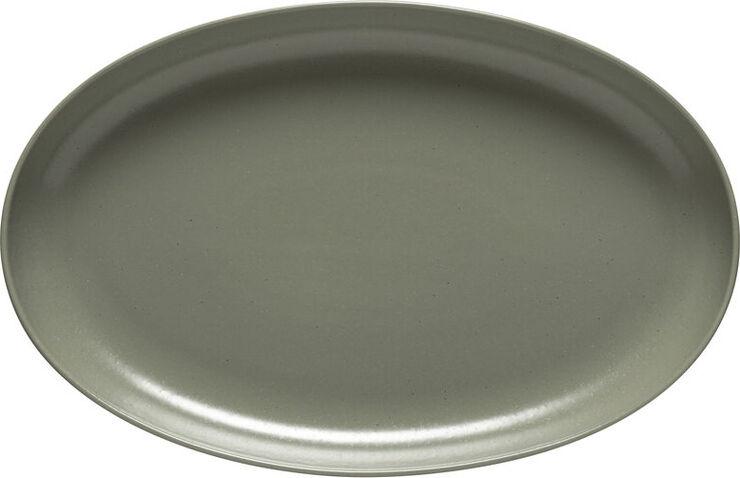 Pacifica serveringsfad oval, artich