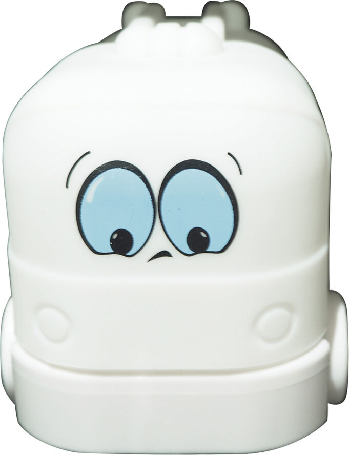Billy The Firetruck natlampe m/USB oplader