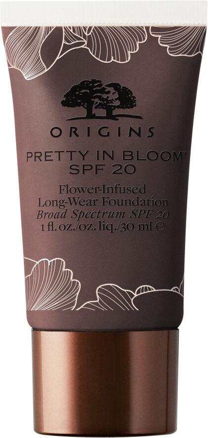 Pretty in Bloom™ Flower-Infused Long-Wear Foundation SPF 20 30 740 VER