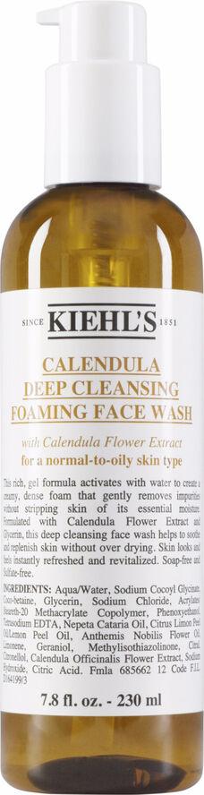 Kiehl's Calendula Foaming Wash