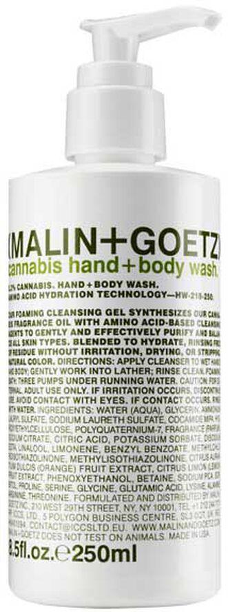 Cannabis Hand (+Body) Wash 250 ml.
