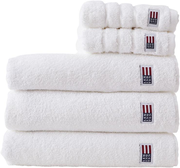 Original Towel, 30x30, white