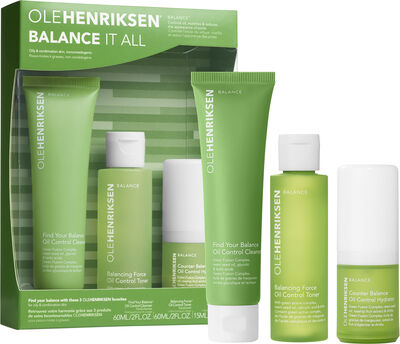 Sets & Promos Balance It All - Oil Control And Pore-Refining Set 103 m