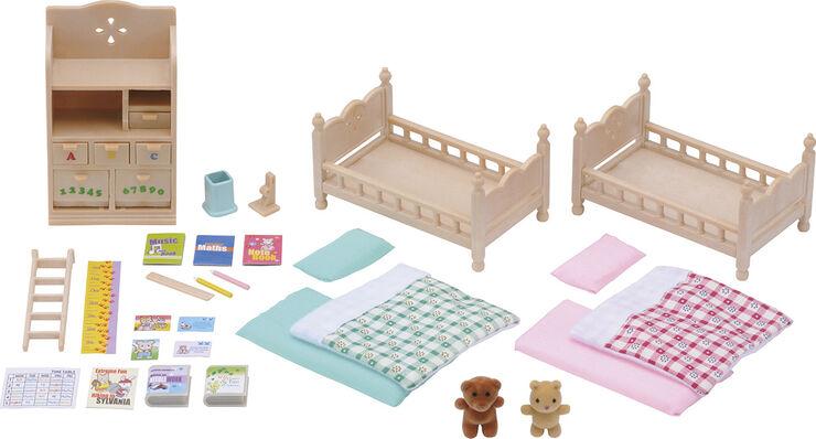 Sengemøbler til børneværelset