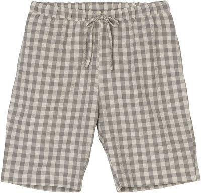 Bæk&Bølge Ava shorts grå/birk