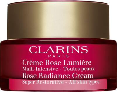 CLARINS Super Restorative Rose Radiance day cream 50 ML