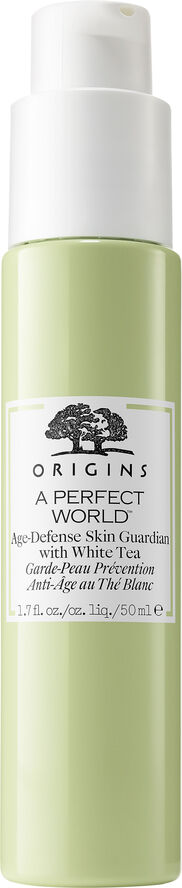 A Perfect World Age-defense skin guardian with White Tea 50 ml.