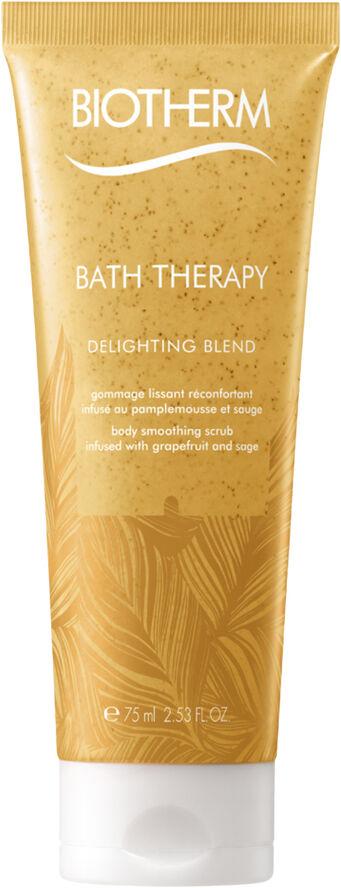 Biotherm Bath Therapy Delighting Blend Body Scrub.