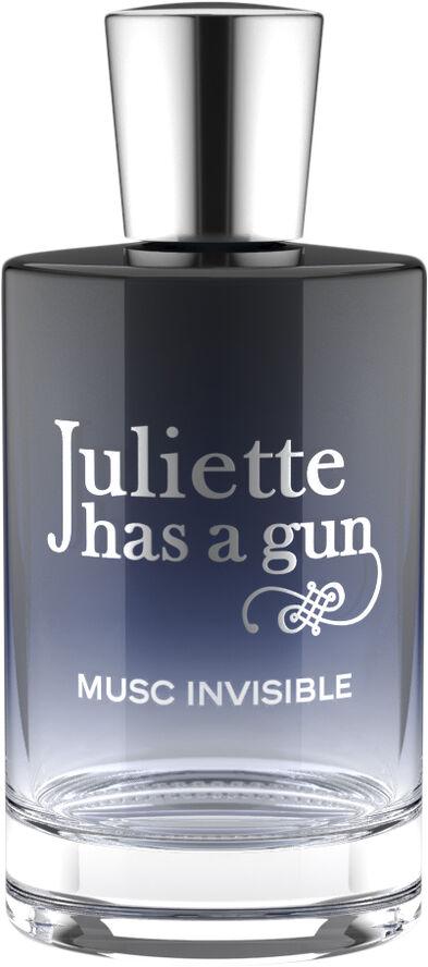 JULIETTE HAS A GUN Musc Invisible EdP