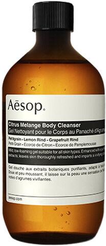 Citrus Melange Body Cleanser 500mL with Screw Cap