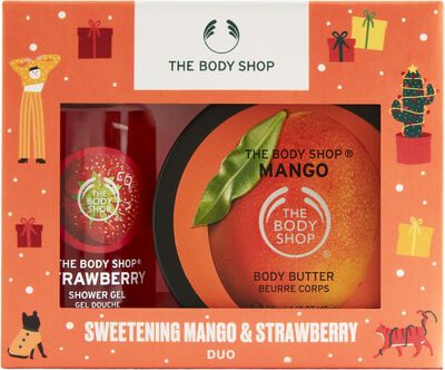 Sweet Mango & Strawberry Duo