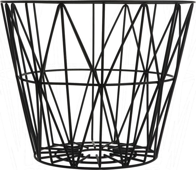 Wire basket sort