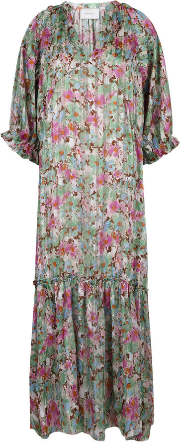 Milla Orchid Flower Dress