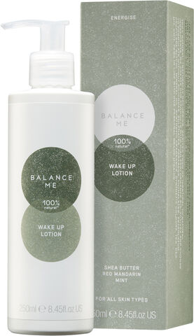 Balance Me Wake Up Body Lotion