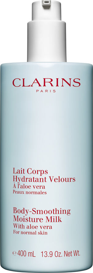 CLARINS Hydrating Body-Smoothing Moisture Milk 400 ML