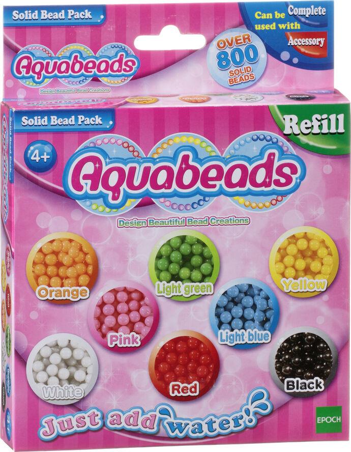 Pakke med faste perler