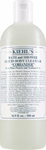 Bath and Shower Liquid Body Cleanser Coriander