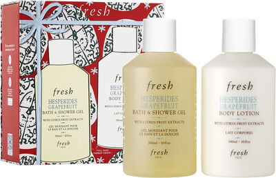Body Wash and Lotion Duo - Bodycare Set