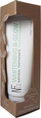 Nfco Whitening Toothpaste 110g 6 stk.