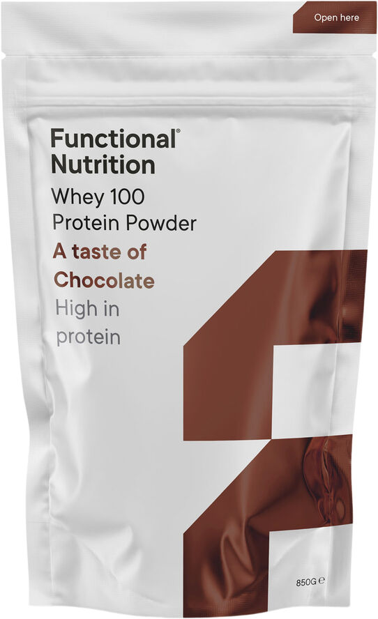 Whey 100 proteinpulver - Chocolate 850g