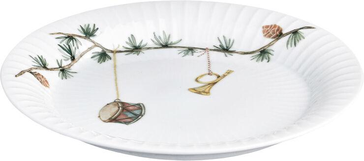Hammershøi Jul Tallerken 19 cm