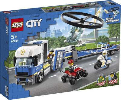 Politihelikoptertransport