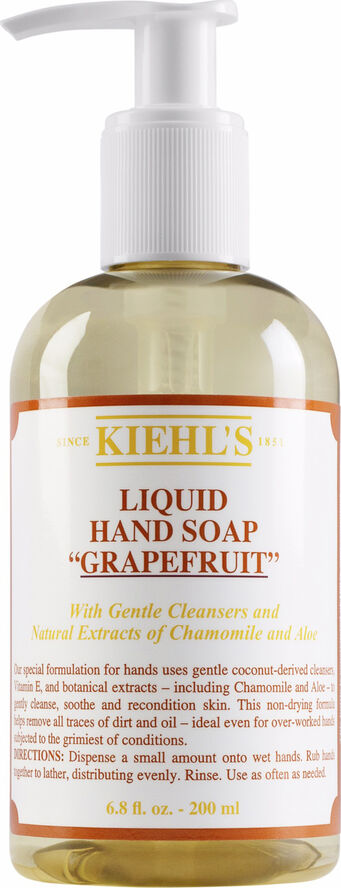 Liquid Hand Soap Grapefruit 200 ml.