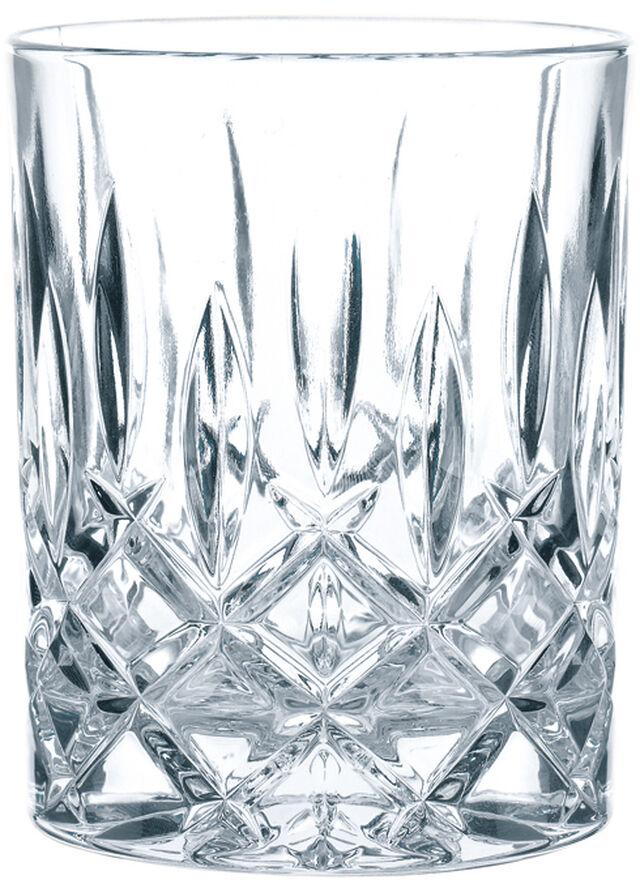 4 stk. Noblesse krystal whisky glas