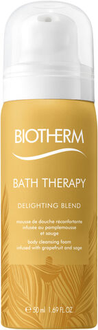Biotherm Bath Therapy Delighting Blend Cleansing Foam.