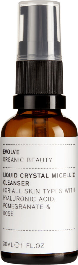 Liquid Crystal Micellic Cleanser - Travel size