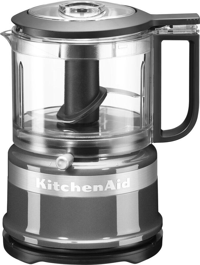 KitchenAid mini-foodprocessor contour silver