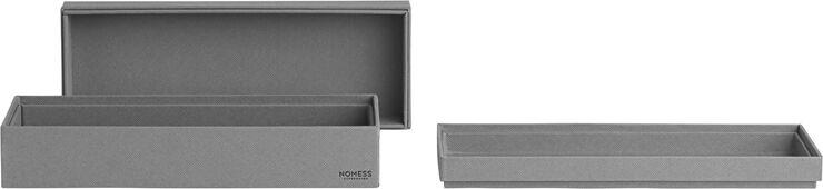 Tray box rectangular