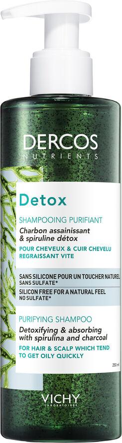 Dercos Nutrients Detox shampoo