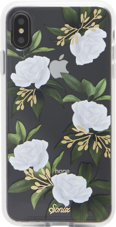 CLEAR COAT FOR IPHONE XS MAX - PETUNIA
