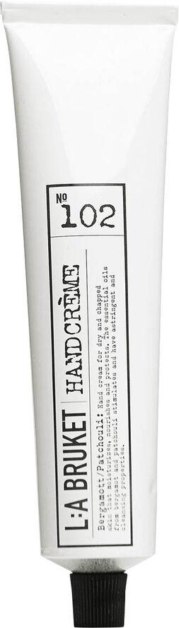 Handcreme Bergamott / Patchouli 70 ml.