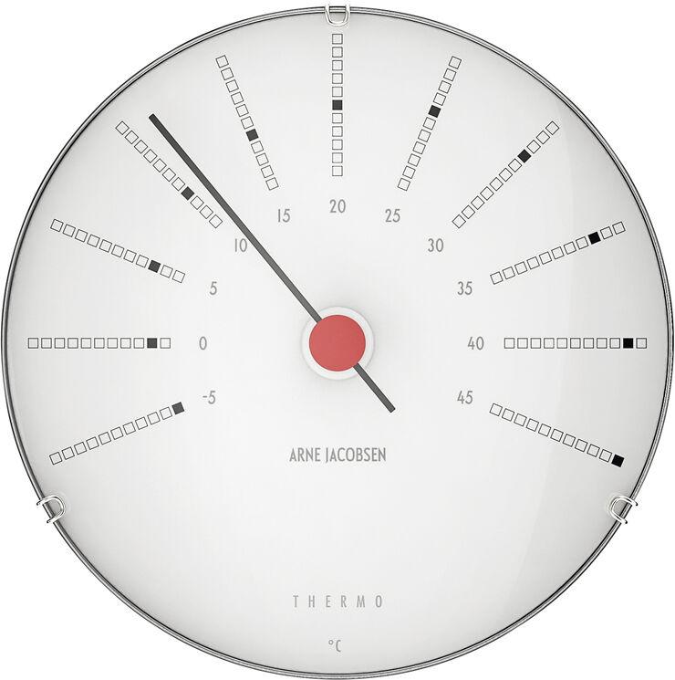 Bankers Termometer, Ø 12 cm
