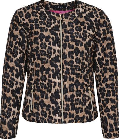Jacket _ Animal Quilt