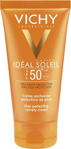 Idéal Soleil fugtgivende solcreme ansigt SPF 50+, 50 ml.