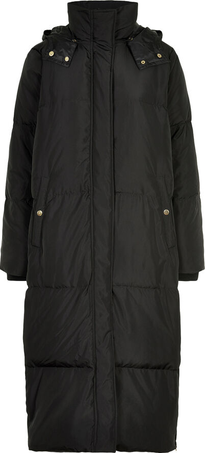 Heavy outerwear,Long