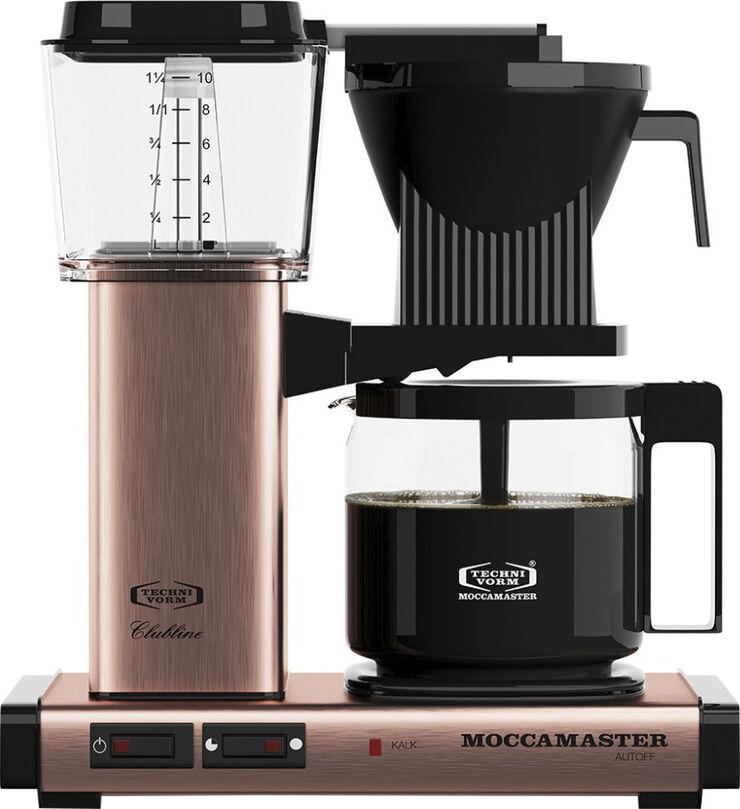 Kaffemaskine Copper