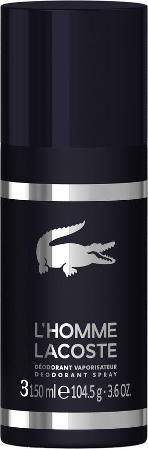 Lacoste L'Homme Timeless Deodorant spray 150 ML