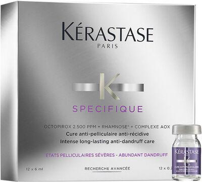 Specifique Cure Antipelliculaire 12*6 ml.