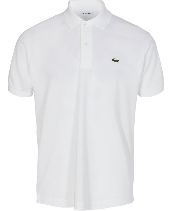 SHORT SLEEVED RIBBED COLLAR SHIRT
