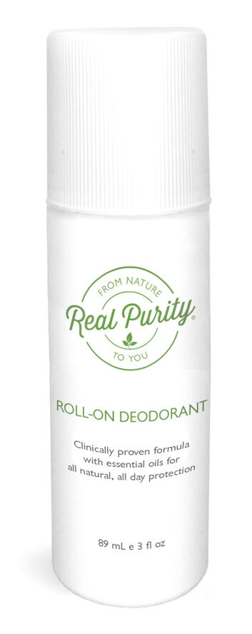 Real Purity Roll-On Deodorant