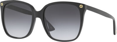 GG0022S 57 Blk Gry