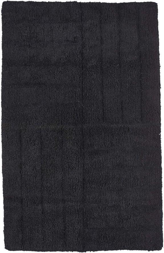 Bademåtte Black