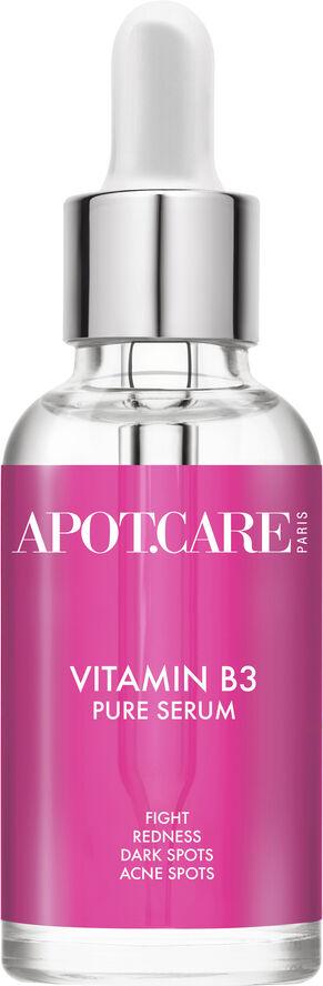 APOT.CARE PURE SERUM VITAMIN B3 30 ml